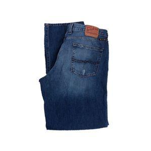Lucky Brand Men's Woodsmen Vintage Straight Jeans